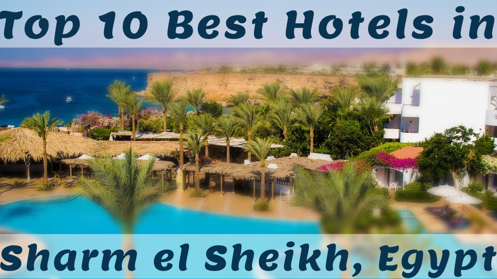 Top 10 Best Hotels in Sharm el Sheikh, Egypt